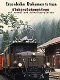 Eisenbahn Dokumentation:  Elektrolokomotiven auf Normal-u. Schmalspurgleisen in Deutschland, Österreich und in der Schweiz