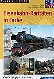 Dampfzeit in Deutschland - Eisenbahn-Raritäten in Farbe