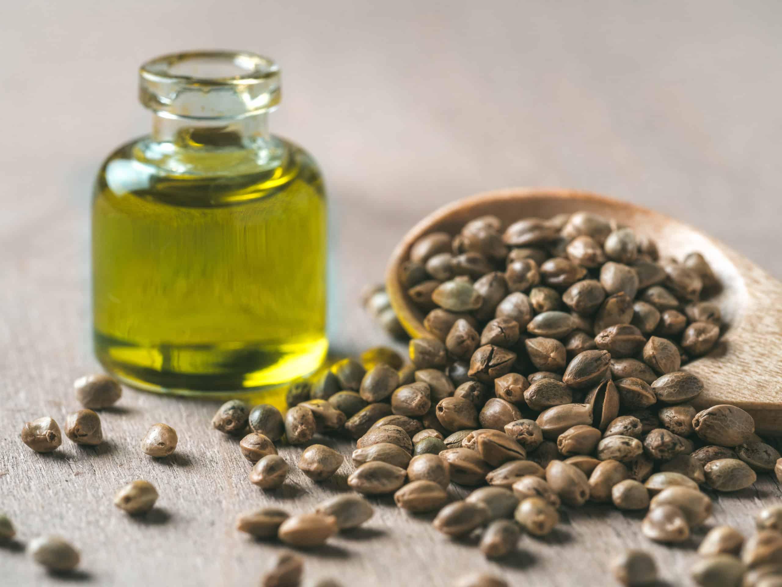 Hanföl wird in bestimmten Fällen eine medizinische Wirkung zugesprochen.