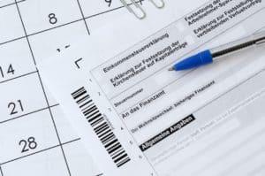 Die Steuererklärung selber machen ist gut investierte Zeit.