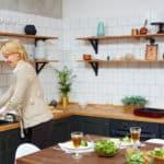 Eine durchdachte Küchenplanung macht sich im Handumdrehen bezahlt.