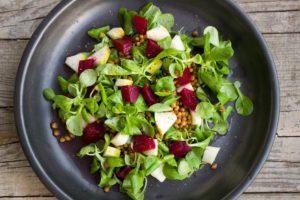 Gesund und schmackhaft, Essen aus der vegetarischen Kochbox.