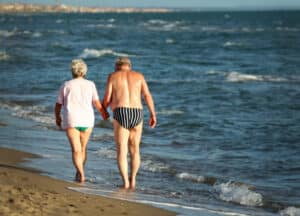 Durch frühzeitige private Altersvorsorge können Senioren ihren gewohnten Lebensstandard beibehalten. private Foto dabobabo via Twenty20