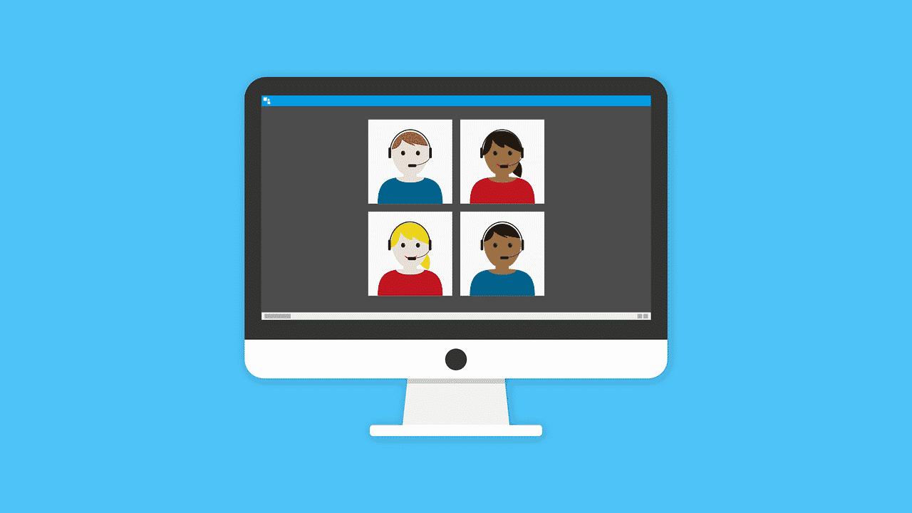 Online-Unterricht hat erhebliches Potenzial. Foto: mmi9 pixabay.